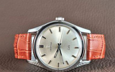 Certina Gents Watch Manual Steel - Turtle - Caliber 25-66 - 1960s - 1970s - 1-e75dd060